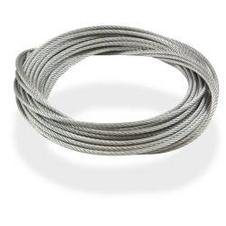 Câble acier et accessoires